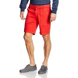 textil Shorts / Bermudas Lightning Bolt L.BOLT New Rory BDF Stretch WalkShort Rococco Red Rojo