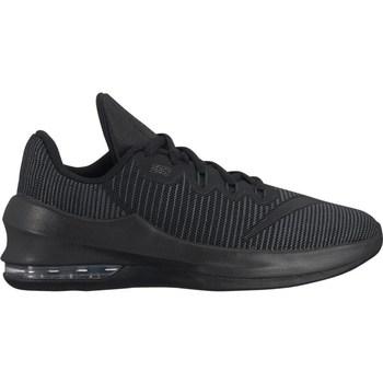 Zapatos Niños Zapatillas bajas Nike Air Max Infuriate II GS Negros