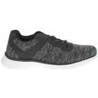 Zapatos Zapatillas bajas Rieker B4808 Negros