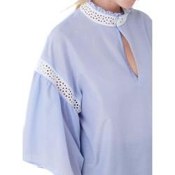 textil Mujer Tops / Blusas Paul&joe Sister Blusa Mujer Chambord Paul&Joe Azul