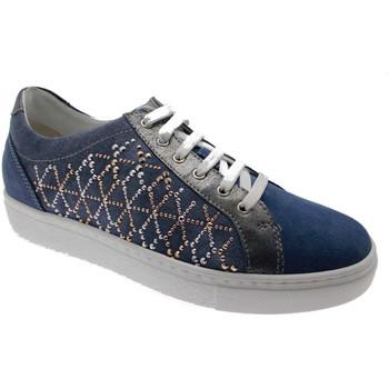 Zapatos Mujer Zapatillas bajas Calzaturificio Loren LOC3787bl blu