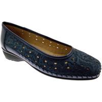 Zapatos Mujer Bailarinas-manoletinas Loren LOK3983bl blu