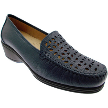 Zapatos Mujer Mocasín Calzaturificio Loren LOK3987bl blu