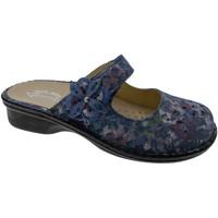 Zapatos Mujer Zuecos (Mules) Loren LOM2709bl blu