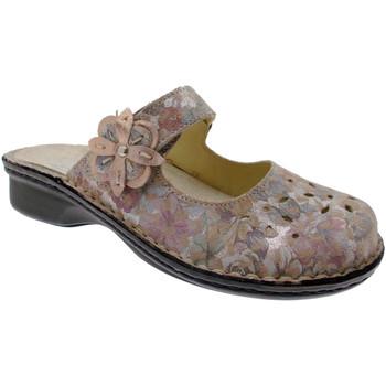 Zapatos Mujer Zuecos (Mules) Loren LOM2709ci blu