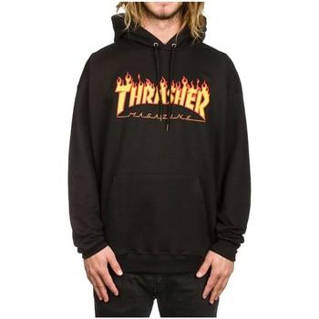 textil Hombre sudaderas Thrasher HOTHRFLALO-BLA Negro