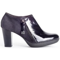 Zapatos Mujer Low boots Barminton 7301 gris