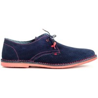 Zapatos Hombre Derbie Colour Feet BAMAKO Azul
