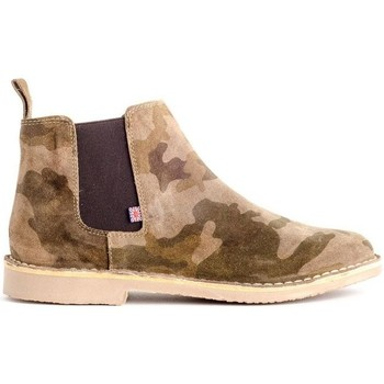 Zapatos Mujer Low boots Colour Feet SAHARA verde