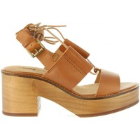 Zapatos Mujer Sandalias MTNG 97420 PRUDENCE Marr?n