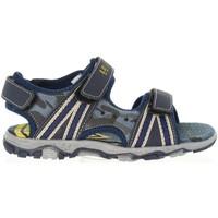 Zapatos Niños Sandalias Lois Jeans 83811 Azul