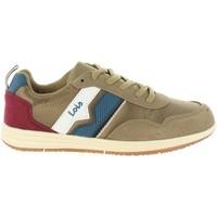 Zapatos Niños Zapatillas bajas Lois Jeans 83775 Beige