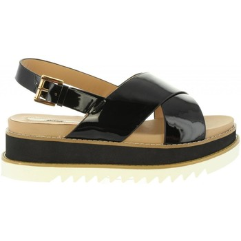 Zapatos Mujer Sandalias MTNG 50915 LISETTE Negro