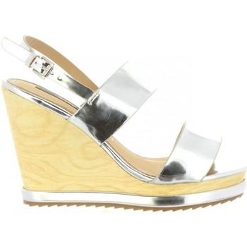 Zapatos Mujer Sandalias MTNG 51771 CLARICE Plateado