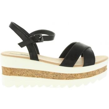 Zapatos Mujer Sandalias MTNG 50779 SHELLEY Negro