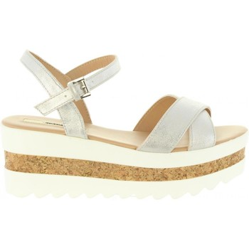 Zapatos Mujer Sandalias MTNG 50779 SHELLEY Plateado