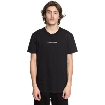textil camisetas manga corta DC Shoes Camiseta  Craigburn Tee Black multicolor