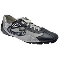 Zapatos Hombre Zapatillas bajas Alberto Guardiani  Azul