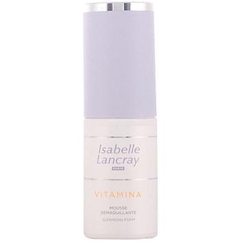Belleza Mujer Desmaquillantes & tónicos Isabelle Lancray Vitamina Mousse Démaquilliant  100 ml