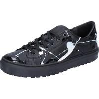 Zapatos Mujer Zapatillas bajas Date AB561 negro
