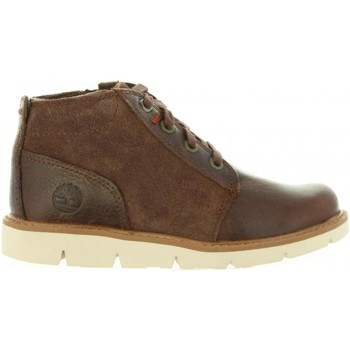 Zapatos Niños Botas de caña baja Timberland A1JV6 TN PRESCOTT Marr?n