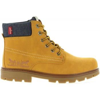 Zapatos Niños Botas de caña baja Levi's VFOR0001S FORREST Amarillo