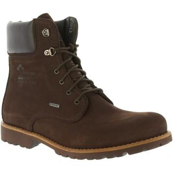 Zapatos Hombre Botas de caña baja Panama Jack LINDEL GTX C1 Marrón