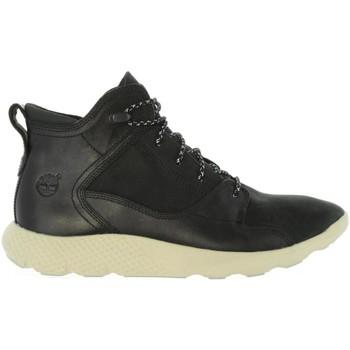 Zapatos Hombre Zapatillas altas Timberland A1HS1 SNEAKERBOOT Negro