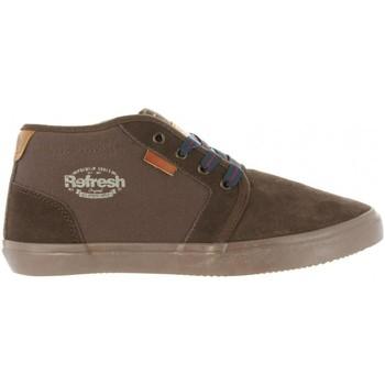 Zapatos Hombre Botas de caña baja Refresh 63944 Marrón