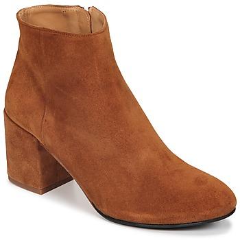 Zapatos Mujer Botines Emma Go ELNA Cognac