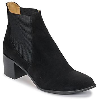 Zapatos Mujer Botines Emma Go GUNNAR Negro