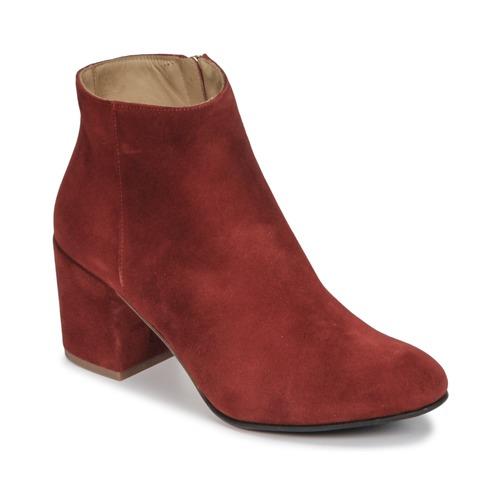 Zapatos Mujer Botines Emma Go ELNA Rojo