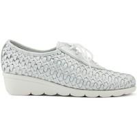 Zapatos Mujer Zapatillas bajas Flexx BONITAS W SILVER