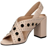 Zapatos Mujer Sandalias What For TOM Rosa