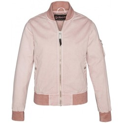 textil Mujer cazadoras Schott Blouson BOMBER  JKT NORTH   Blush Rosa