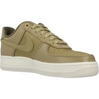 Zapatos Mujer Zapatillas bajas Nike AIR FORCE 1 07 LX Verde