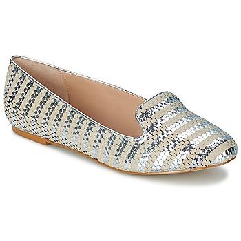 Zapatos Mujer Bailarinas-manoletinas Carvela LYCHEE Plateado