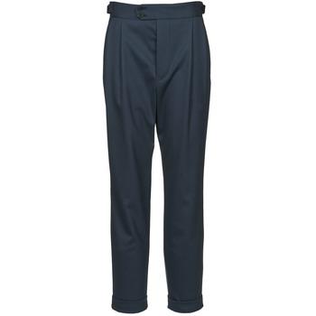 textil Mujer pantalones con 5 bolsillos Joseph DEAN Marino