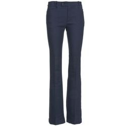 textil Mujer pantalones con 5 bolsillos Joseph ROCKET Marino