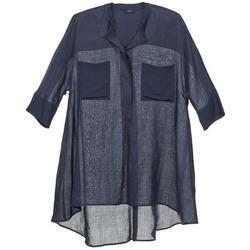 textil Mujer Tops / Blusas Joseph HEATHER Marino