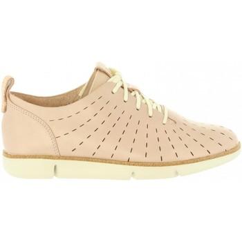 Zapatos Mujer Zapatos bajos Clarks 26132527 TRI ETCH Beige