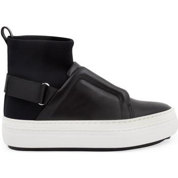 Zapatos Mujer Zapatillas altas Pierre Hardy NS02 SLIDER FUSION nero