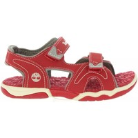 Zapatos Niños Sandalias Timberland A1OAT ADVENTURE Rojo