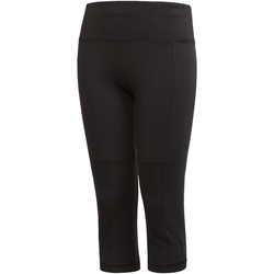 textil Niña leggings adidas Performance Mallas 3/4 Training Climachill Negro
