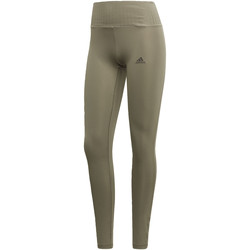 textil Mujer leggings adidas Performance Mallas Largas Ultimate Climalite green