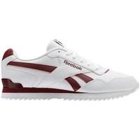 Zapatos Hombre Zapatillas bajas Reebok Sport Royal Glide Ripple Clip Blanco, Rojos
