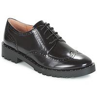 Zapatos Mujer Derbie Karston OLENDA Negro
