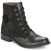 Zapatos Mujer Botas de caña baja Karston ACAMI Negro