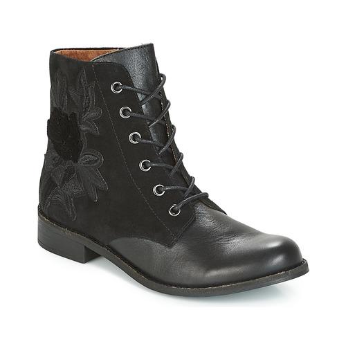 Karston ACAMI Negro - Envío gratis Botas Nueva promoción - Zapatos Botas gratis de caña baja Mujer 110,00 002fba