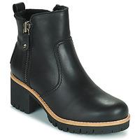 Zapatos Mujer Botas de caña baja Panama Jack PAULINE Negro